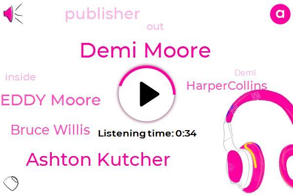 Listen: 'Deeply candid' Demi Moore memoir coming in September