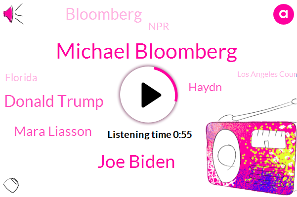 Listen: Biden Seeks To Thump Trump in Florida With a Little Help From Mike Bloomberg