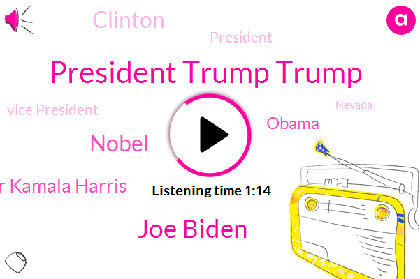 Listen: Trump Slams Biden: 'He doesn't know he's alive!'