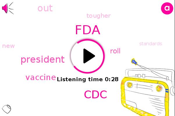 FDA,CDC,President Trump