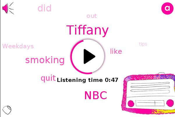 Tiffany,NBC