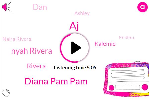 Diana Pam Pam,Nyah Rivera,Amphetamine,Son To Lake,Ventura County,Naira Rivera,Hollywood,AJ,Panthers,Rivera,Diazepam,Kalemie,DAN,Ashley,Caffeine
