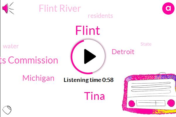 Flint,Flint River,Michigan Civil Rights Commission,Michigan,Detroit,Tina