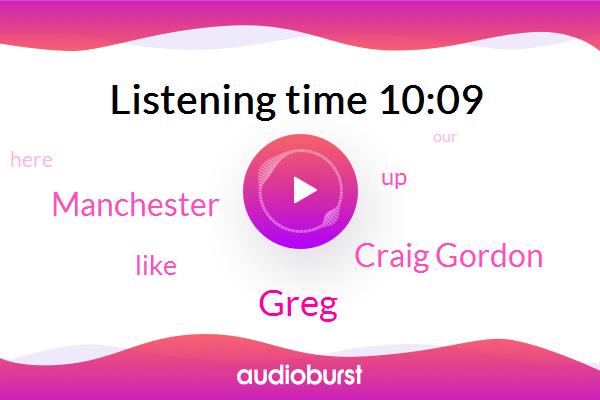 Craig Gordon,Manchester,Greg,Bloomberg