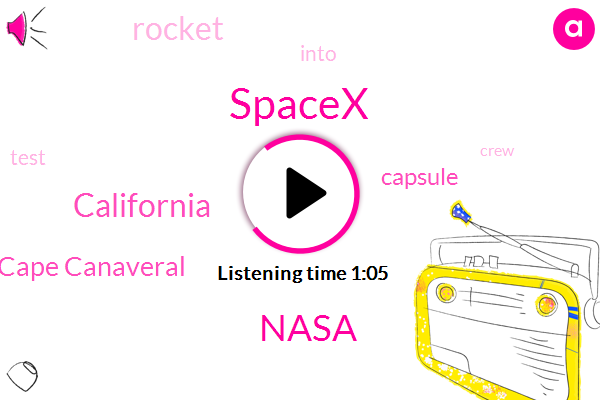 Cape Canaveral,Nasa,Spacex,California