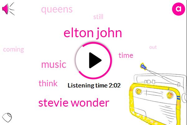 Elton John,Stevie Wonder