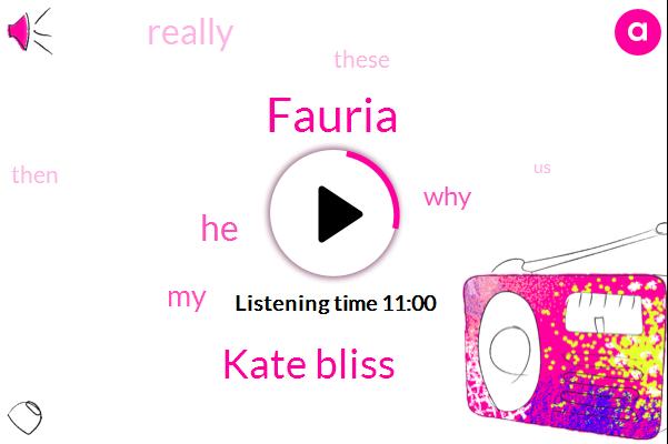 Fauria,Kate Bliss