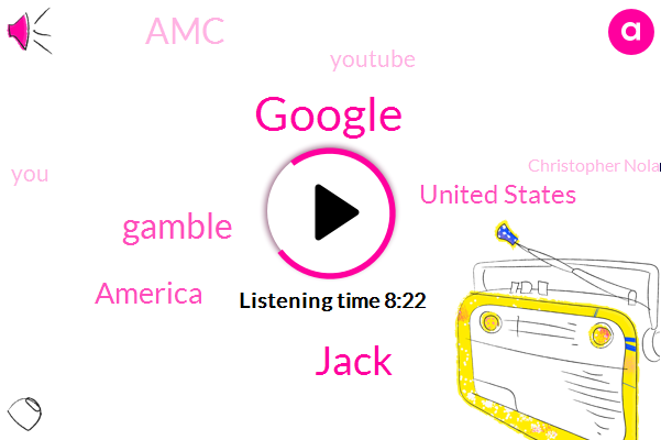 Google,Jack,Gamble,America,United States,AMC,Youtube,Christopher Nolan,Christopher Nolan Dobie,J. G. Wentworth,Nick,New York,Microsoft,Yankees,Pete Townsend,Oral Care Division One