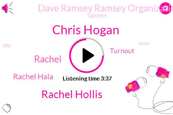 Chris Hogan,Rachel Hollis,Rachel,Rachel Hala,Turnout,Dave Ramsey Ramsey Organization,Tannen