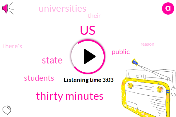 United States,Thirty Minutes