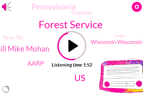 Forest Service,United States,Bill Mike Mohan,Aarp,Wisconsin Wisconsin,Pennsylvania,Chatham,Tarez Vic,Tonga,Blue Ridge Defense League,Jim Furnish,Lee County,LEE,Deputy Chief,Raleigh,DOT,Alaska,Allegheny