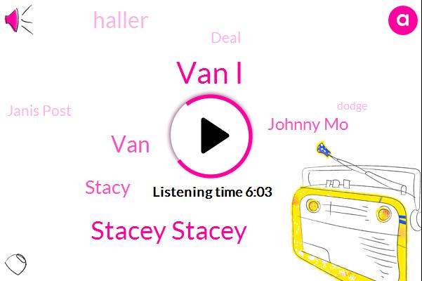 Van I,Stacey Stacey,MO,Mo- Pars,VAN,Dodge,Stacy,Dodge Daytona,Johnny Mo,Kumo,Dart,Haller,Kuta,Deal,Janis Post