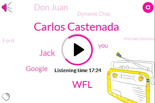 Carlos Castenada,WFL,Jack,Google,Don Juan,Dynamo Chac,Ford,Michael Gershon,Assault,Wolfgang Printz,Dinamo Jarek,Chia,Dr Princess,Yang,GEO,Professor,Dr Prince