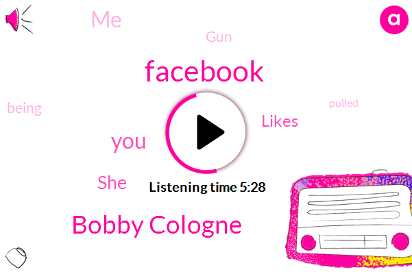 Facebook,Bobby Cologne