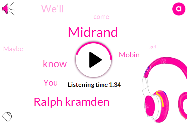 Midrand,Ralph Kramden
