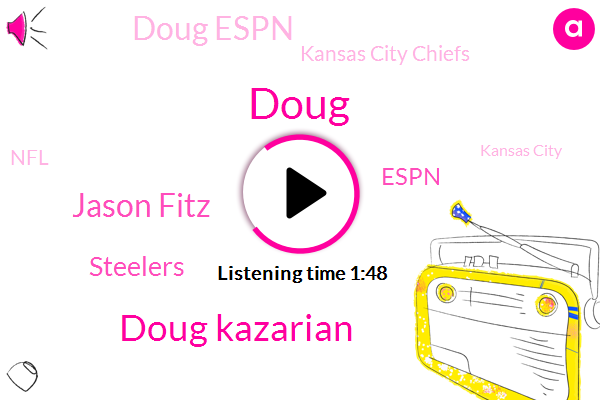 Doug Kazarian,Jason Fitz,Doug,Steelers,Spain,Doug Espn,Espn,Kansas City Chiefs,NFL,Kansas City,Twitter,Sarah,BEN,Apple,Football,Ryan,San Francisco