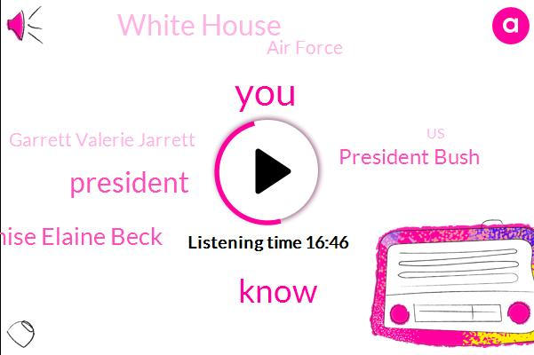 President Trump,Denise Elaine Beck,President Bush,White House,Air Force,Garrett Valerie Jarrett,United States,Washington,Air Force One,Barksdale Air Force Base,Jared,Nebraska,Pentagon,Facebook,Beck Dot,Patriot Mobile