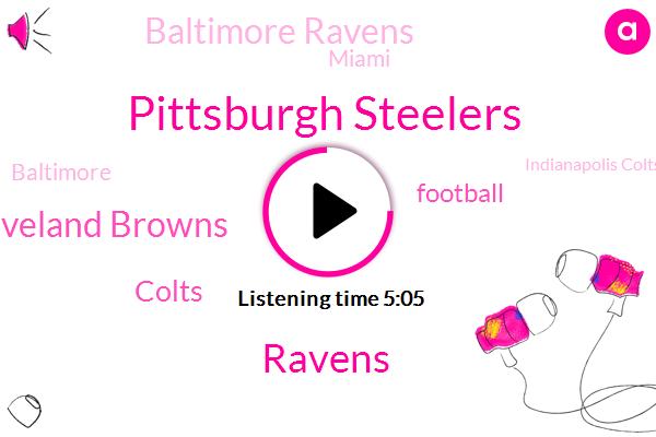 Pittsburgh Steelers,Ravens,Cleveland Browns,Colts,Baltimore Ravens,Football,Miami,Baltimore,Indianapolis Colts,Philip Rivers,Marla Mac,Jonathan Taylor,Jk Dobbins,Heinz,Cleveland,Pittsburgh,Marshall Janda,RON,SEC