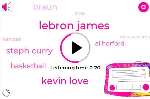 Lebron James,Kevin Love,Steph Curry,Basketball,Al Horford,Braun,Kansas,Marcus Morris,NBA,Celtics,Kevin Durant,Carolina,Boston,Hundred Years,Four Years