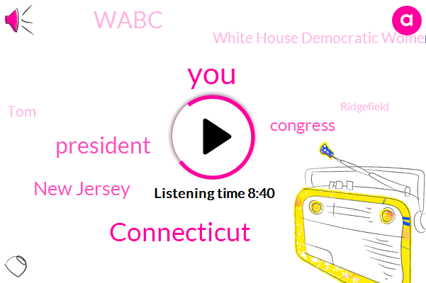 Connecticut,President Trump,New Jersey,Congress,Wabc,White House Democratic Women,TOM,Ridgefield,New York City,Donald Women,Mark,Brian Williams,Wisconsin,Scott,Murder,Macy,DAN