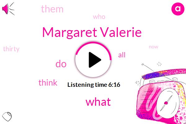 Margaret Valerie