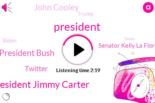 President Trump,President Jimmy Carter,President Bush,Twitter,Senator Kelly La Flor,John Cooley,Donald Trump,Biden,Texas,Southeast Austin,Lisa,Fox News,Austin,Christian Goodwin,Travis County,Barack Obama,Facebook