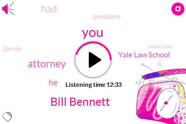 Bill Bennett,Attorney,Yale Law School,President Trump,Mark Levin,Derek,America,Charlie Munger,NYU,Harvard,Republican Party,Hollywood,Warren Buffett,Professor,Ella Mature School,Bette Midler,Ronald Reagan,Alan Alda