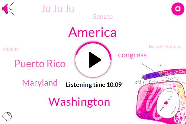 America,Washington,Puerto Rico,Maryland,Congress,Ju Ju Ju,Senate,Barrett Stampa,Haiti,Clara Barton,James Beard Foundation,Haley,Chicago,White House,Brawley,Red Cross,Mr Obama