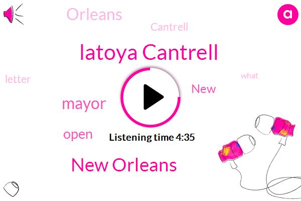 Latoya Cantrell,New Orleans