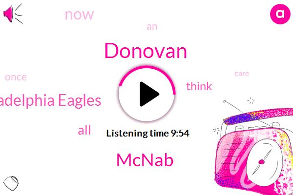Mcnab,Donovan,Philadelphia Eagles