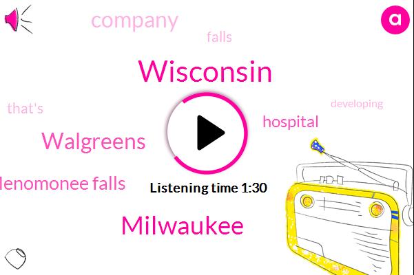 Wisconsin,Milwaukee,Walgreens,Menomonee Falls