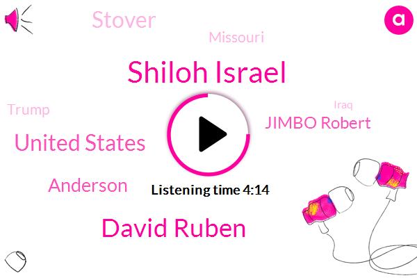 Shiloh Israel,David Ruben,United States,Anderson,Jimbo Robert,Stover,Missouri,Donald Trump,Iraq,Burlington,GOP,Vermont,American Society,Seabrook,America