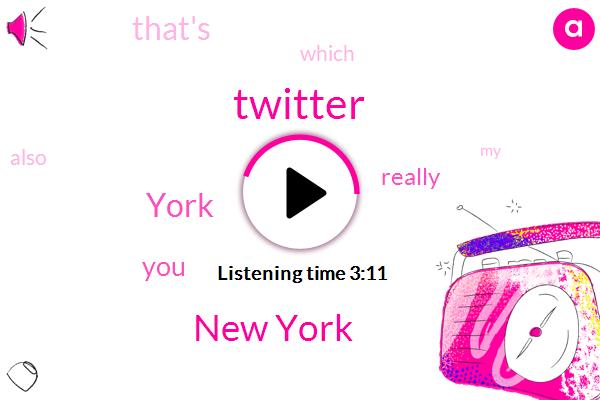 Twitter,New York,York