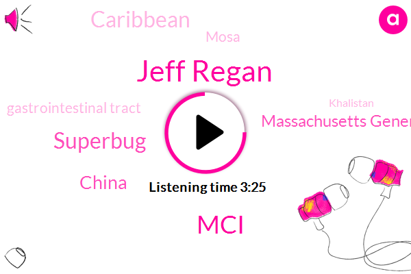 Jeff Regan,MCI,Superbug,China,Massachusetts General Hospital,Caribbean,Mosa,Gastrointestinal Tract,Khalistan,Fever,Dr Sarah,United States,India,Two Thousand Seventeen Sixty Nine Year,Three Years,Six Months