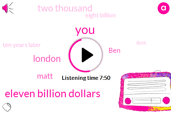 Eleven Billion Dollars,London,Matt,BEN,Two Thousand,Eight Billion,Ten Years Later,Both,Terence,Nineteen,Two Seconds,Today,Two People,Twenty Seven,Twelve,Twenty Twenty,ONE,First,This Morning,Two Major Security Breaches