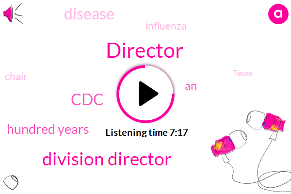 Director,Division Director,CDC,Hundred Years