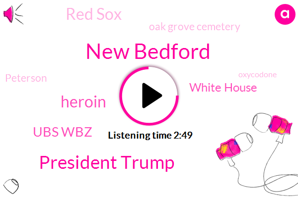 New Bedford,President Trump,Heroin,Ubs Wbz,White House,Red Sox,Oak Grove Cemetery,Peterson,Oxycodone,Omarosa Manigault Newman,Catholic Church,Eldeen Cologne,JAY,Twitter,Chief Meteorologist,Pennsylvania,Cologne,Grace,Gatien