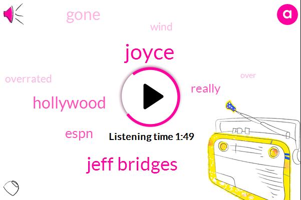Joyce,Jeff Bridges,Hollywood,Espn