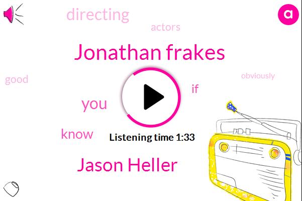 Jonathan Frakes,Jason Heller