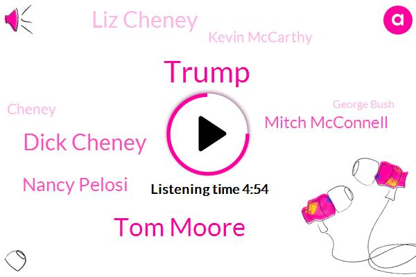 Tom Moore,Dick Cheney,Nancy Pelosi,Mitch Mcconnell,Liz Cheney,Donald Trump,Kevin Mccarthy,George Bush,99%,Cheyney,Cheney,99Th,77%,98.7%,Cheney Beam,Mitch,Baltimore,Chaney,Hitler