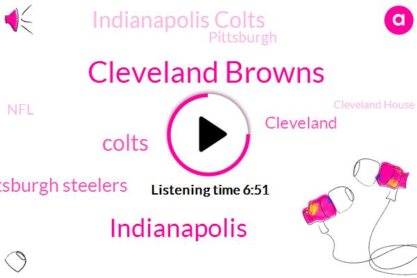 Cleveland Browns,Colts,Pittsburgh Steelers,Cleveland,Indianapolis Colts,Indianapolis,Pittsburgh,NFL,Cleveland House,Ben Rothlisberger,Indianapolis Colts Organization,Nablus,Football,Josh Cribs,Cincinnati Bengals,Cincinnati,Titan,Bengals,Nick