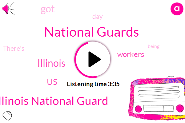 National Guards,Illinois National Guard,Illinois,United States