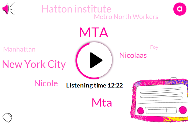 MTA,New York City,Nicole,Nicolaas,Hatton Institute,Metro North Workers,Manhattan,FOY,Congress