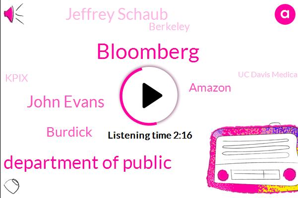 Bloomberg,California Department Of Public,John Evans,Burdick,Amazon,Jeffrey Schaub,Berkeley,Kpix,Kcbs,Uc Davis Medical Center,Dr Sonia Angell,Officer,Wuhan China,Sacramento,Solano County,CDC