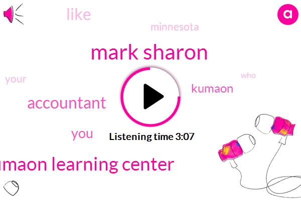Mark Sharon,Kumaon Learning Center,Accountant,Kumaon,Minnesota