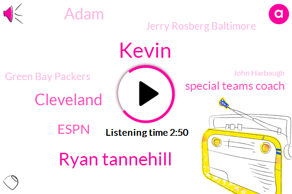 Ryan Tannehill,Kevin,Cleveland,Special Teams Coach,Espn,Adam,Spain,Jerry Rosberg Baltimore,Green Bay Packers,John Harbaugh,Editor,Green Bay,Jets,Rosser,Aaron,Sam Darnold,Baker Mayfield,Miami,Kansas City,Dave Top