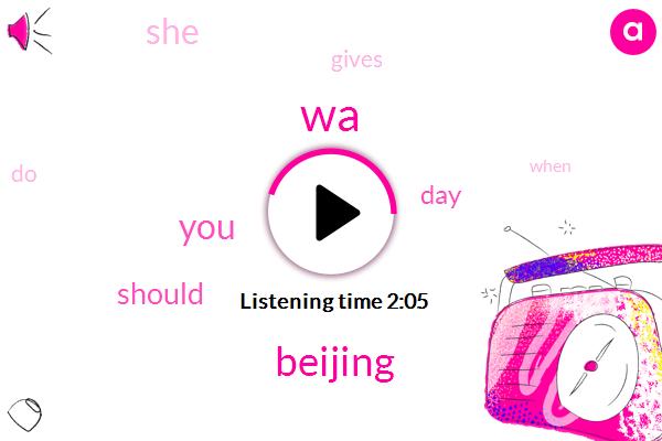 WA,Beijing