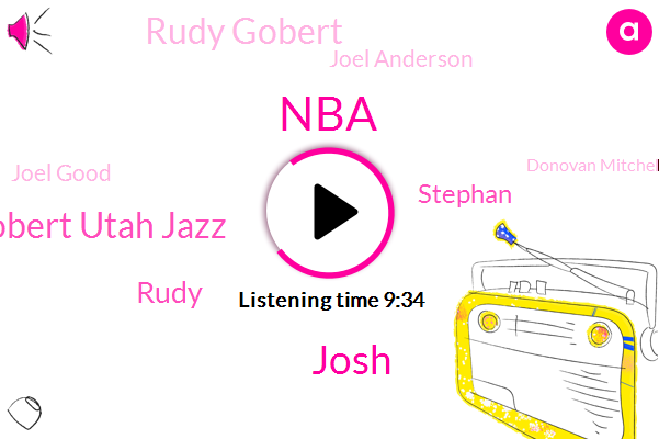 NBA,Josh,Rudy Gobert Utah Jazz,Rudy,Stephan,Rudy Gobert,Joel Anderson,Joel Good,Donovan Mitchell,America,First Sports,Ivy League,League,Chris Paul,Ncaa,Tom Hanks,Staff Writer,Palo Alto,Donald Mitchell,XFL