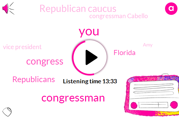 Congressman,Congress,Republicans,Florida,Republican Caucus,Congressman Cabello,Vice President,Gore,Congressman Anthony Gonzalez,AMY,World Resources Institute,Senator Alexander,DAN,Federal Government,Bill,Florida Miami