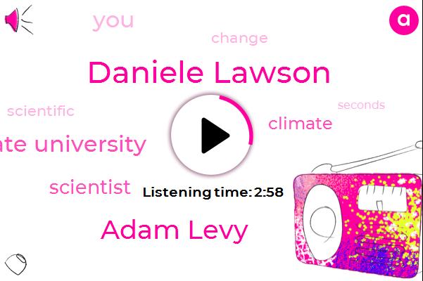 Daniele Lawson,Adam Levy,Nc State University,Scientist,Sixty Seconds,Ten Years